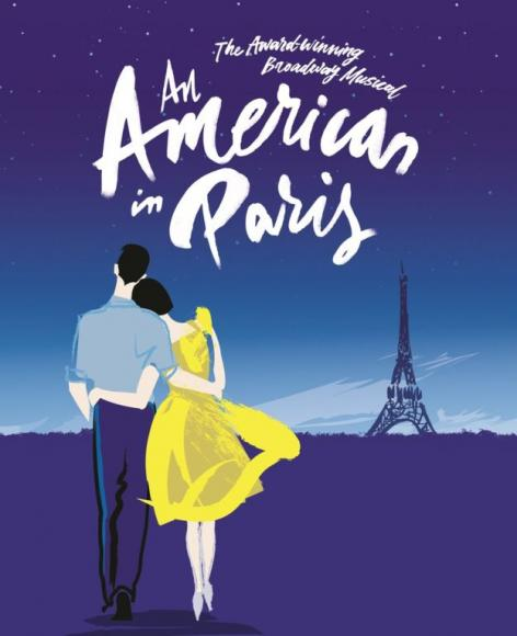 An American in Paris at Orpheum Theatre San Francisco