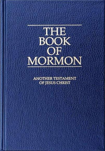 The Book of Mormon at Orpheum Theatre San Francisco