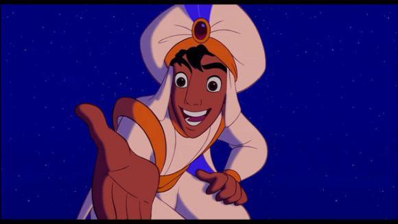 Aladdin at Orpheum Theatre San Francisco