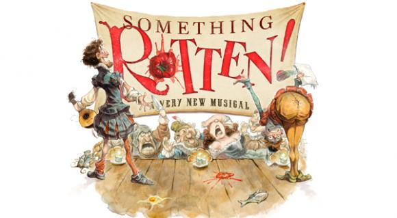 Something Rotten at Orpheum Theatre San Francisco