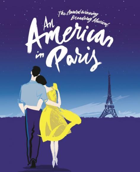 An American in Paris at Orpheum Theatre San Francisco