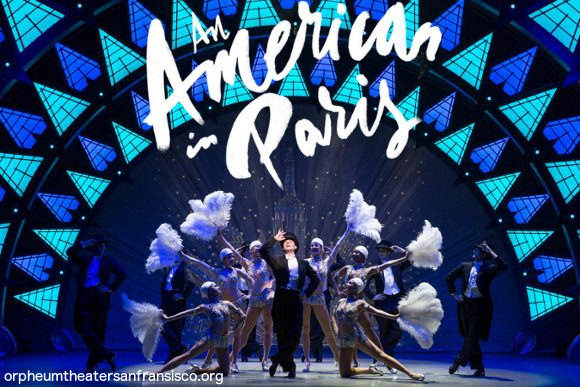 an american in paris musical tickets broadway orpheum theater san fransisco