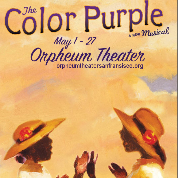 the color purple broadway orpheum san fransisco tickets