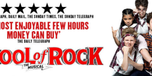 school of rock the musical orpheum theatre san fransisco tickets