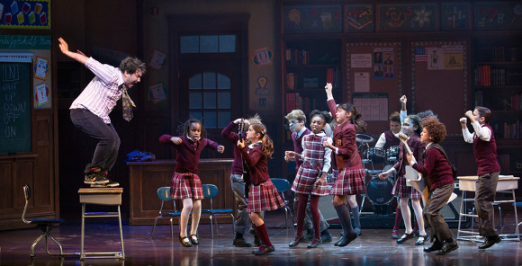 school of rock musical san fransisco tickets