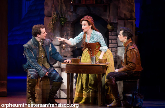 something rotten! musical san fransisco tickets