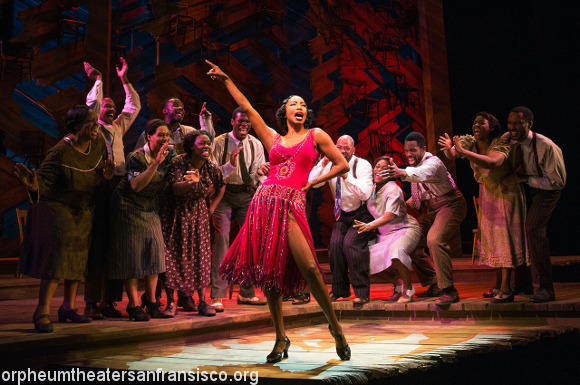 the color purple musical revival san fransisco orpheum theater