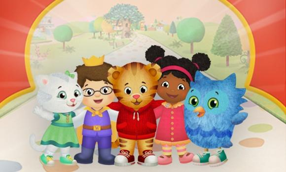 Daniel Tiger's Neighborhood at Orpheum Theatre San Francisco