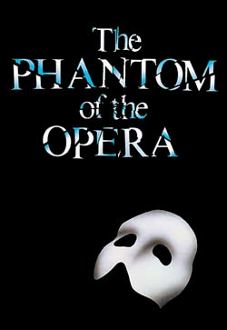 The Phantom Of The Opera at Orpheum Theatre San Francisco
