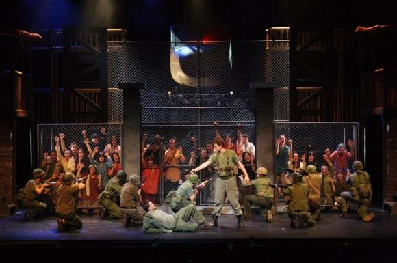 Miss Saigon at Orpheum Theatre San Francisco