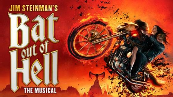 Jim Steinman's Bat Out Of Hell - The Musical at Orpheum Theatre San Francisco