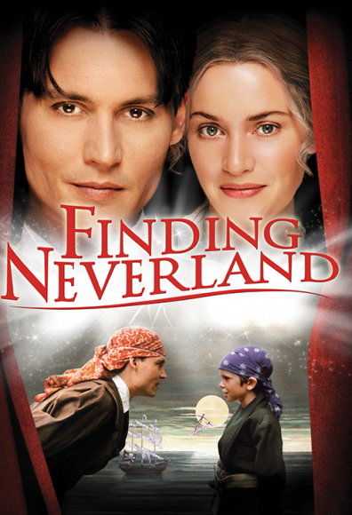 Finding Neverland at Orpheum Theatre San Francisco