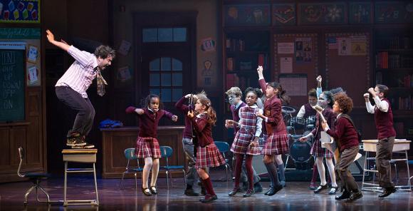 school of rock musical san fransisco tickets