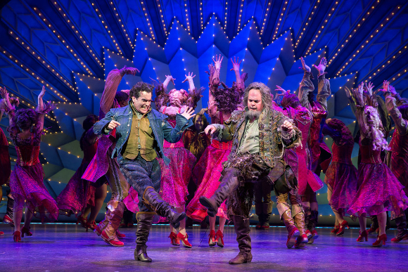 something rotten! musical orpheum theatre san fransisco tickets