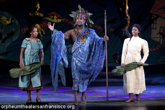 the color purple broadway orpheum theater san fransisco tickets
