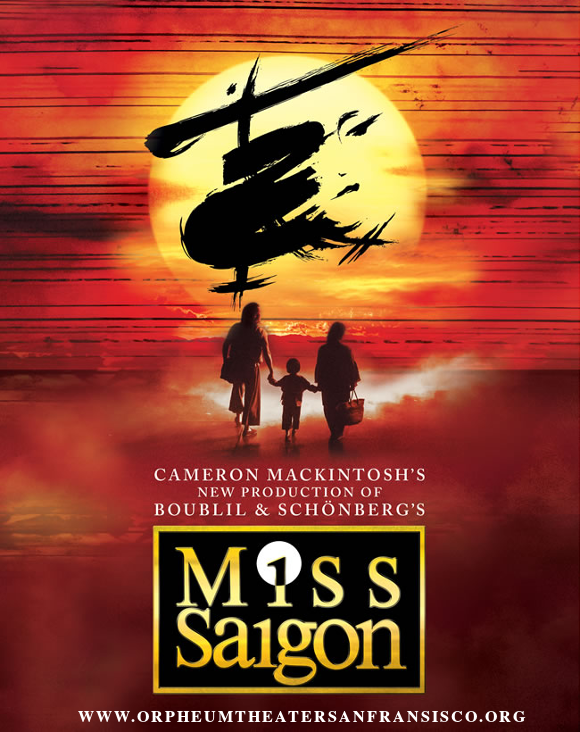 miss saigon orpheum theater san fransisco